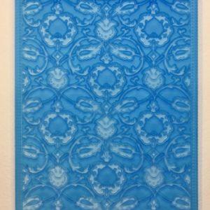 Текстурный лист Вензель