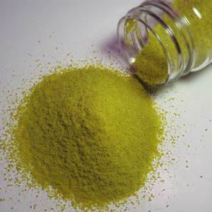 Гранулы скраба для лица и тела желтые, 20-25 гр. фр. 0,3-0,6 мм