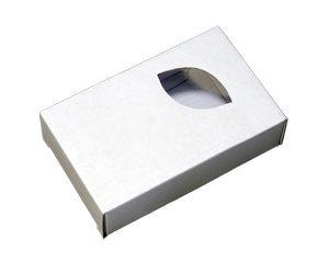 Коробочка из микрогофрокартона. Лист.