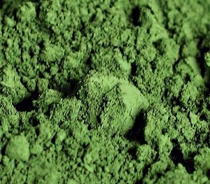 Пигмент косметический Зеленый 3 гр.