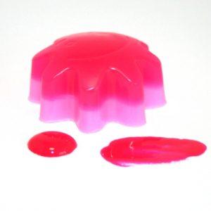 Розовый неоновый гелевый пигмент, 10 мл