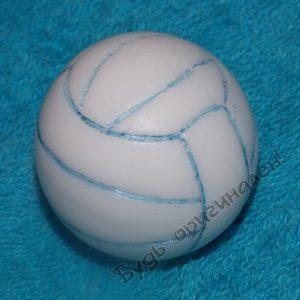 Мяч волейбольный 3D